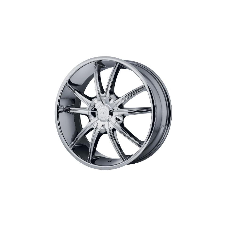 American Racing Custom Wheels AR897 Bright PVD Wheel (22x9/6x135, 139.7mm, +38mm offset)
