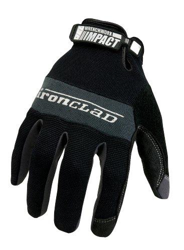 Ironclad WWI-04-L Vibration Impact Gloves, Large