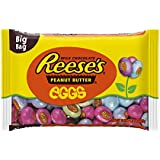 Reese's Easter Milk Chocolate and Peanut Butter Mini Eggs, 18-Ounce Bags (Pack of 3)