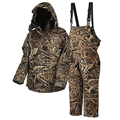 ProLogic NEW Comfort Thermo 2-Piece Camo Fishing Suit from Prologic