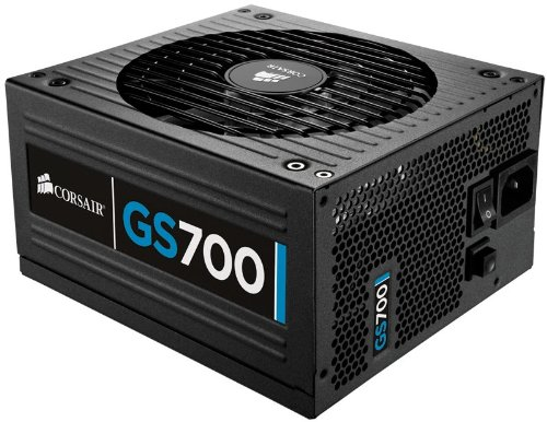 Corsair Value Select CMPSU-700G 700W Gaming Series GS700 Atx High Performance Power Supply