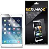 3-Pack EZGuardZ© Screen Protectors (Ultra CLEAR) For Apple IPAD AIR