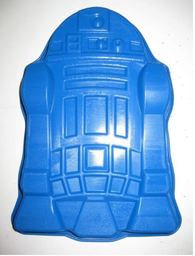 Star Wars R2-d2 Silicone Birthday Cake Pan Mold Tray (Cake Pans Star Wars compare prices)