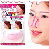 Magie Kosmetische Werkzeuge Silikon Nase Herauf Heben Formung Brücke Richt Schönheit Clip Rosa