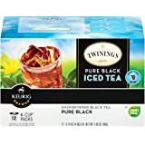Twinings Pure Black Iced Tea Keurig K-Cups, 72 Count
