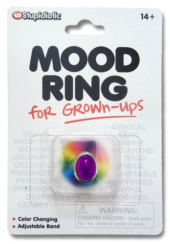 Loftus International Mood Ring for Adults
