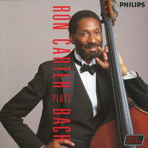 Ron Carter Plays Bach front-224997