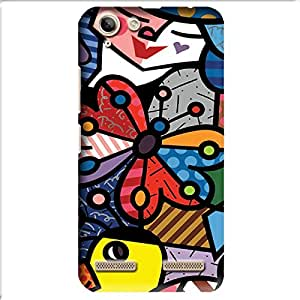 EpicShell Printed Back Cover For Lenovo VIBE K5 Plus