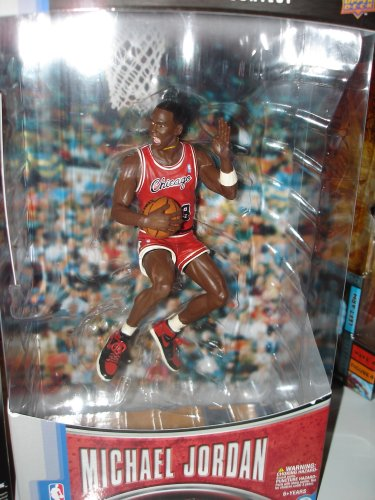 Buy Low Price Upper Deck Upper Deck 1985 Slam Dunk Contest Michael Jordan Figure (B001KSHWLQ)