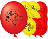Peppa Pig Party Range - All in 1 Listing! (Balloons (10pk))