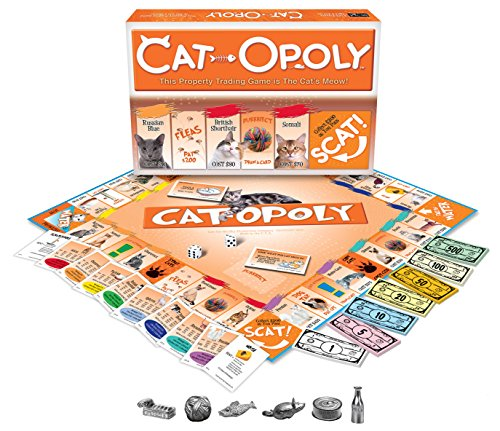 Cat Gift | Cat-Opoly