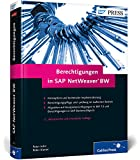 Berechtigungen in SAP NetWeaver BW (SAP PRESS)