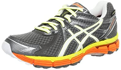ASICS Women's GT-2000 G-TX Running Shoe,Titanium/White/Sunshine,5.5 B US