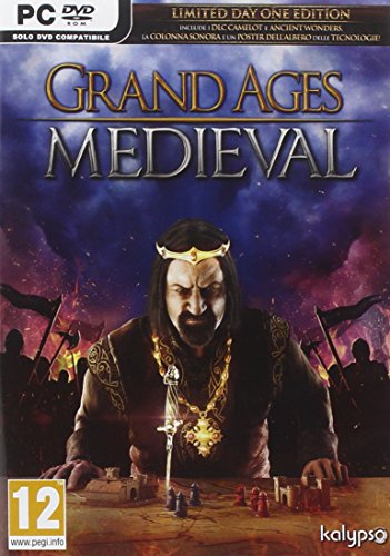 Grand Ages Medieval - Standard Edition - PC