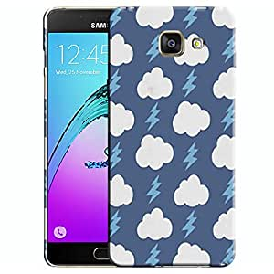Theskinmantra Drizzling clouds Samsung Galaxy A5 (2016 Edition) mobile panel