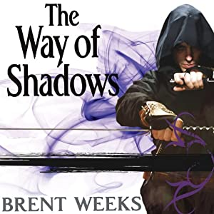 The Way of Shadows Audiobook
