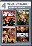 4 Movie Marathon: Classic War Collection [Import]