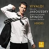 Philippe Jaroussky - Heroes (Vivaldi Opera Arias)