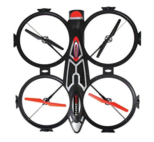 Jamara-038585-Quadrodrom-Quadrocopter-mit-HD-Kamera-schwarz