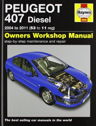 peugeot-407-diesel-service-and-repair-manual-2004-2011-haynes-service-and-repair-manuals