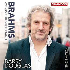 Brahms: Works For Solo Piano Vol 1 (Chandos: CHAN 10716)
