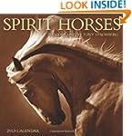 Spirit Horses 2013 Wall Calendar