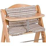 Set de 2 coussins pour chaise haute