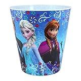Disney Frozen Large Trash Bin Wastebasket Elsa, Anna, Olaf, Sven & Kristoff