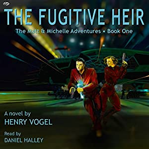 The Fugitive Heir Audiobook