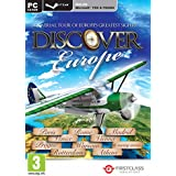Discover Europe ADD ON FOR FLIGHT SIMULATOR X STEAM EDITION