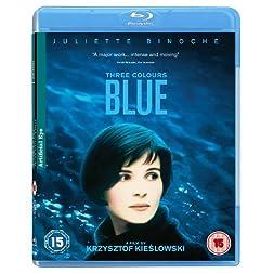 Three Colours Blue [Blu-ray]