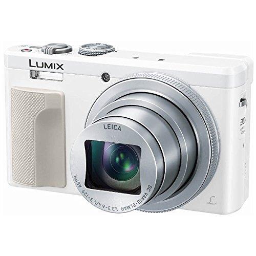 パナソニック デジタルカメラ ルミックス TZ85 光学30倍 ホワイト DMC-TZ85-W