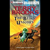 The Black Unicorn: Magic Kingdom of Landover, Book 2 | Terry Brooks
