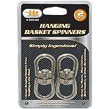 IIT 30540 Hanging Basket Spinners, 2-Piece