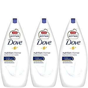 Dove gel douche nutrition intense 400ml - Lot de 3