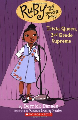 Ruby and the Booker Boys #2: Trivia Queen, 3rd Grade Supreme (American D Boy compare prices)