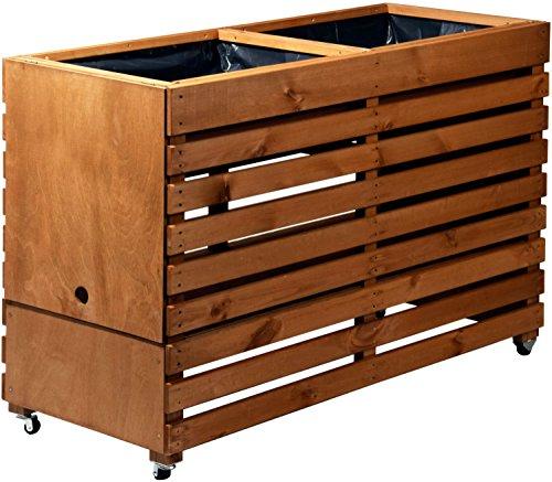 hochbeet selber bauen schritt f r schritt anleitung. Black Bedroom Furniture Sets. Home Design Ideas