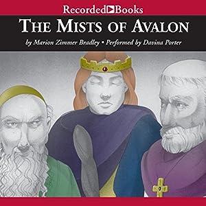 The Mists of Avalon Hörbuch