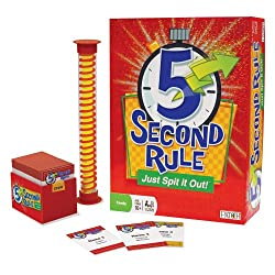 [Best price] Games - 5 Second Rule - Just Spit it Out! - toys-games