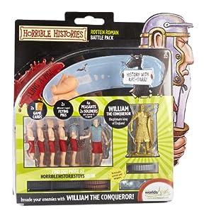 Horrible Histories Toys: Roman Battle Pack