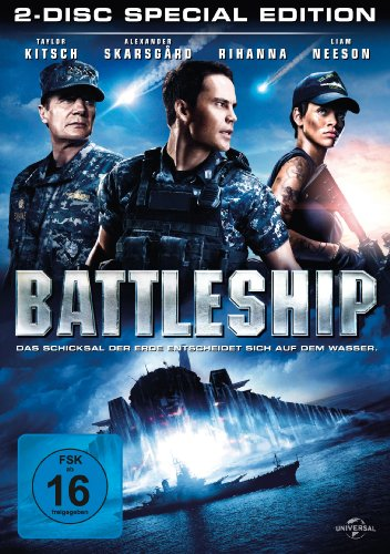 Battleship (Special Edition) [DVD]