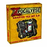 Adapter Tile Set 2.0 Zpocalypse Miniatures Game Pack