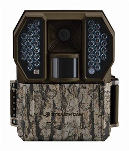 Stealth Cam RX36 8 MP Trail Cam, Tree Bark