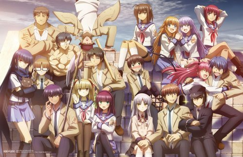 """Angel Beats!"" vol.7, the first impression of the extra episode and another epilogue"