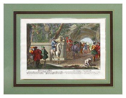 hertz-daniel-johann-ridinger-elias-la-grupo-en-la-pared-1722-poster-de-impresion
