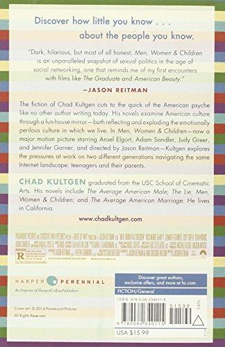Men, Women & Children. Film Tie-in: A Novel