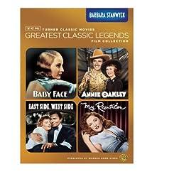 Tcm Greatest Classic Films: Legends - Barbara