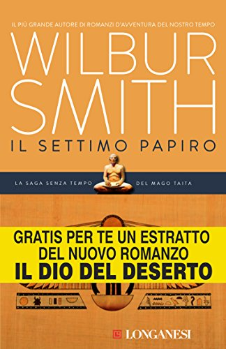Wilbur Smith  Roberta Rambelli - Il settimo papiro