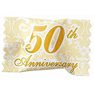 Parti-mints 50th Anniver Package of 50