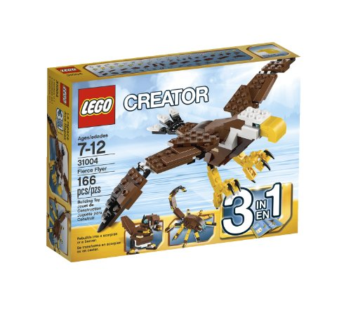 LEGO-Creator-Fierce-Flyer-31004